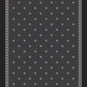 rosette corridor 195 cm  grey