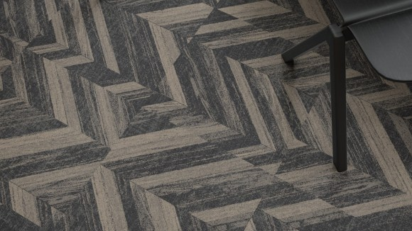 chevron carpet, Chevron carpet acts as a canvas for our rainforest mood board
