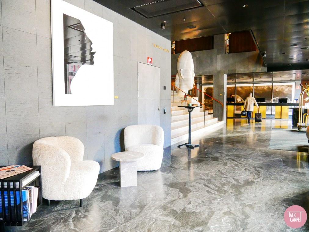 Talk Carpet Hotel At Six Stockholm P1040330
