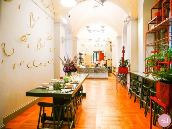 nationalmuseum stockholm restaurant, Nationalmuseum Stockholm has newly designed restaurant by TAF Studio