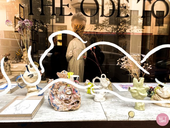 the ode to, Stockholm shop to watch: The Ode To artistry and interior design