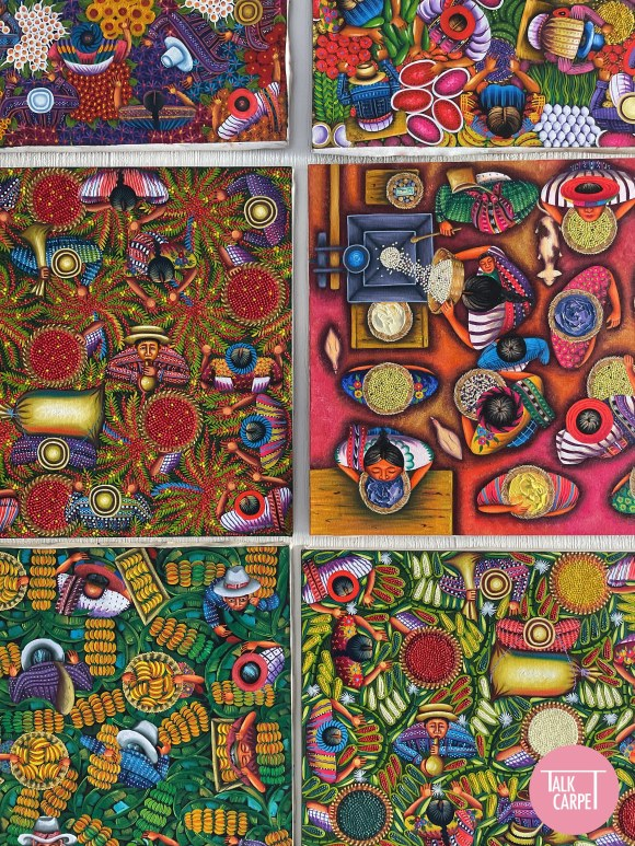 aerial view carpet, Aerial view carpet pattern inspired by Mayan birds eye view artwork