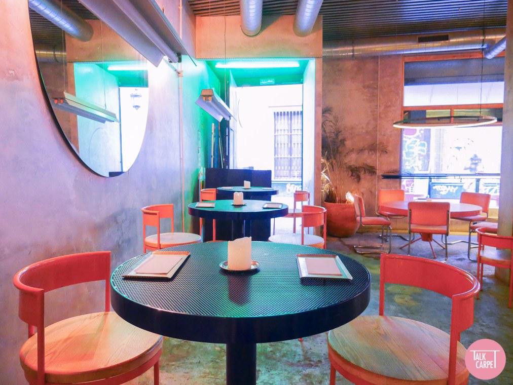 Talk Carpet Casaplata restaurant Seville P1010722