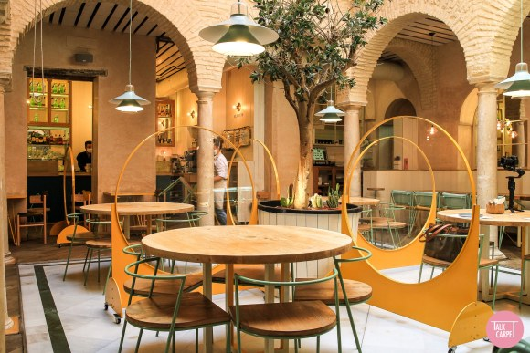 , Two restaurants in Andalucia blend tradition with modern playfulness