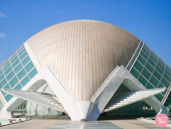 city of arts and sciences, The City of Arts and Sciences in Valencia, Spain, is out of this world