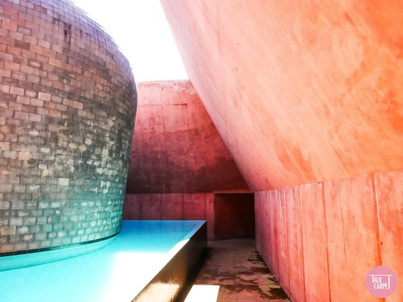 james turrell, Architectural art by James Turrell at Fundacion NMAC, Spain