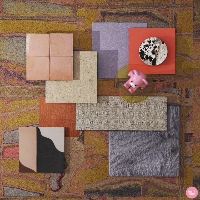 Tim Meakins moodboard, talkcarpet