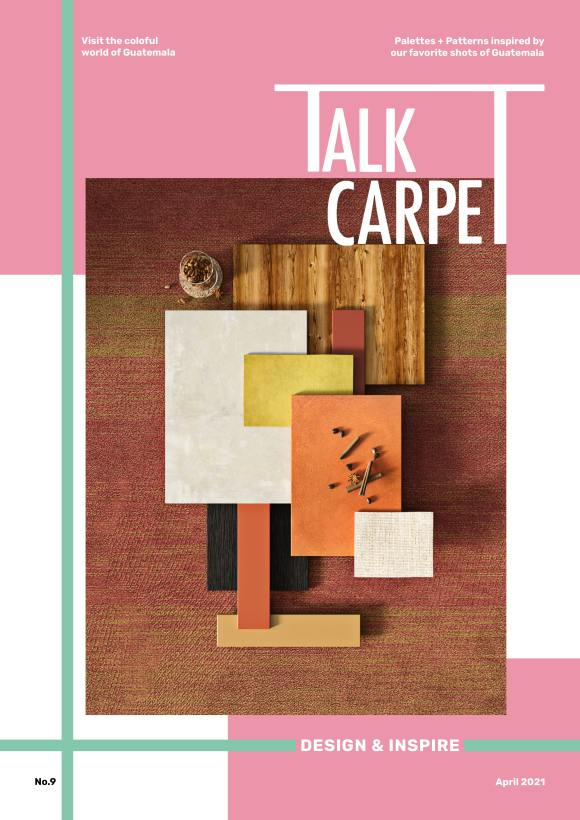 fashion carpets, Issue 7: Fashion carpets