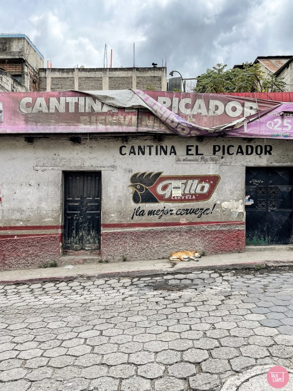 mural ads, A tour of hand painted mural ads in Guatemala