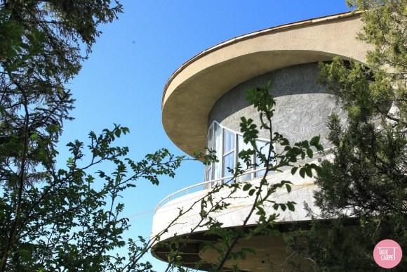 Sevan Writers House, Sevan Writers House is a remarkable soviet gem at lake Sevan
