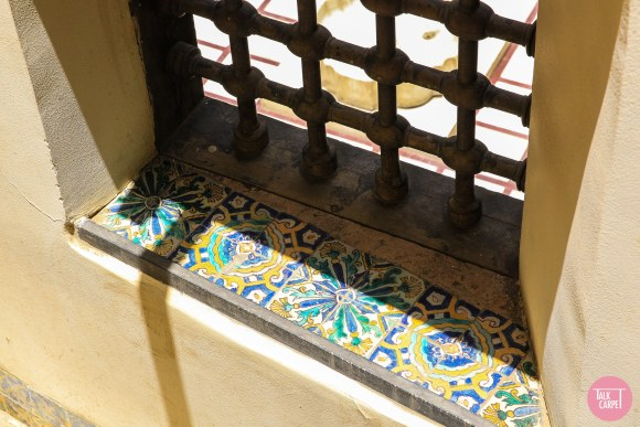 spanish style floor tile, Spanish style floor tile based on the historic home of Gayer Anderson