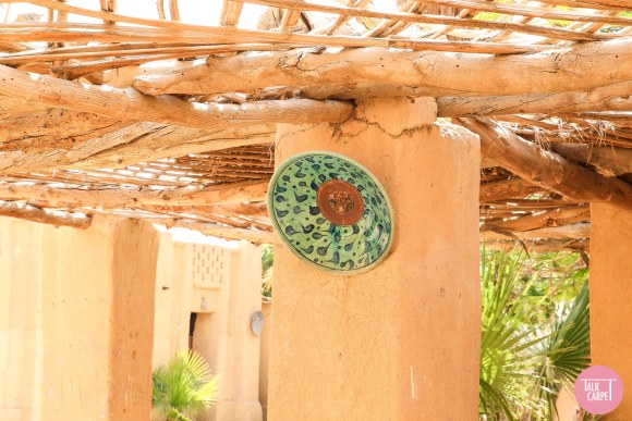 pottery artist, How one visionary pottery artist placed an entire village on the map