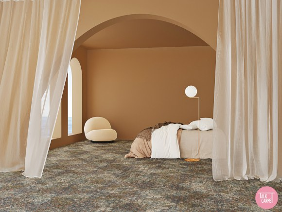 antique carpet, This captivating Lake Como palazzo inspires our antique carpet palette