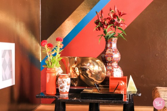 Retro color palette, Retro color palette with a wink to Dimore Studio at Milan Design Week