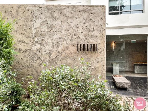 restaurant central, Restaurant Central: When a meal becomes design inspiration
