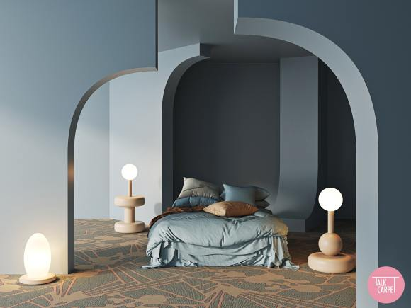 SOFT INTERIOR MATERIAL PALETTE, Soft interior material palette with a tropical and relaxed feel