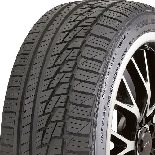 Falken Ziex ZE950 AS Tire Review - 2