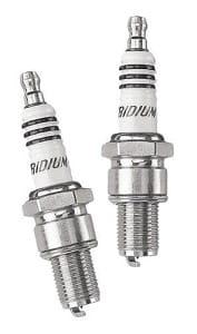 NGK Iridium IX DCPR7EIX Spark Plugs for 1999-2016 Harley Davidson Twin Cam