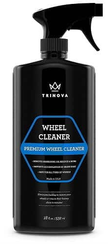 TriNova Wheel Cleaner