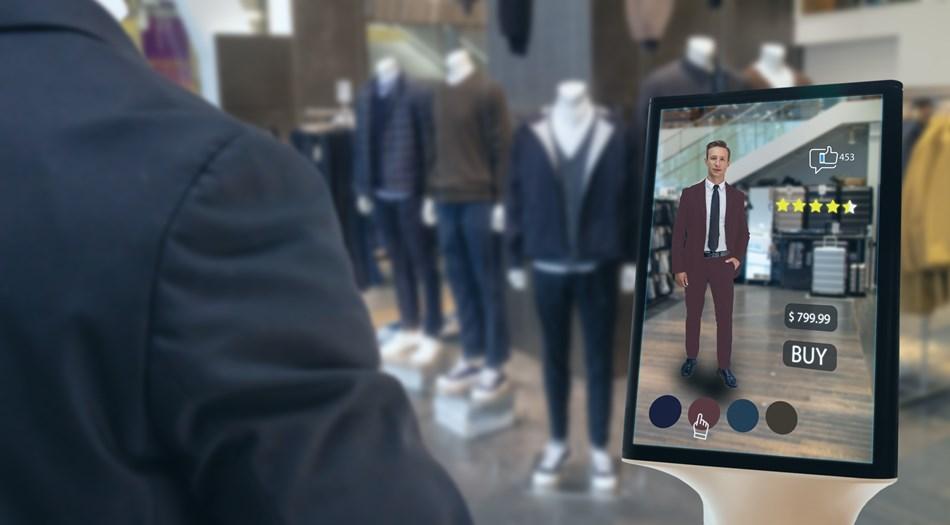 Accenture, Qualcomm, Kellogg, VR Solution, Retailers