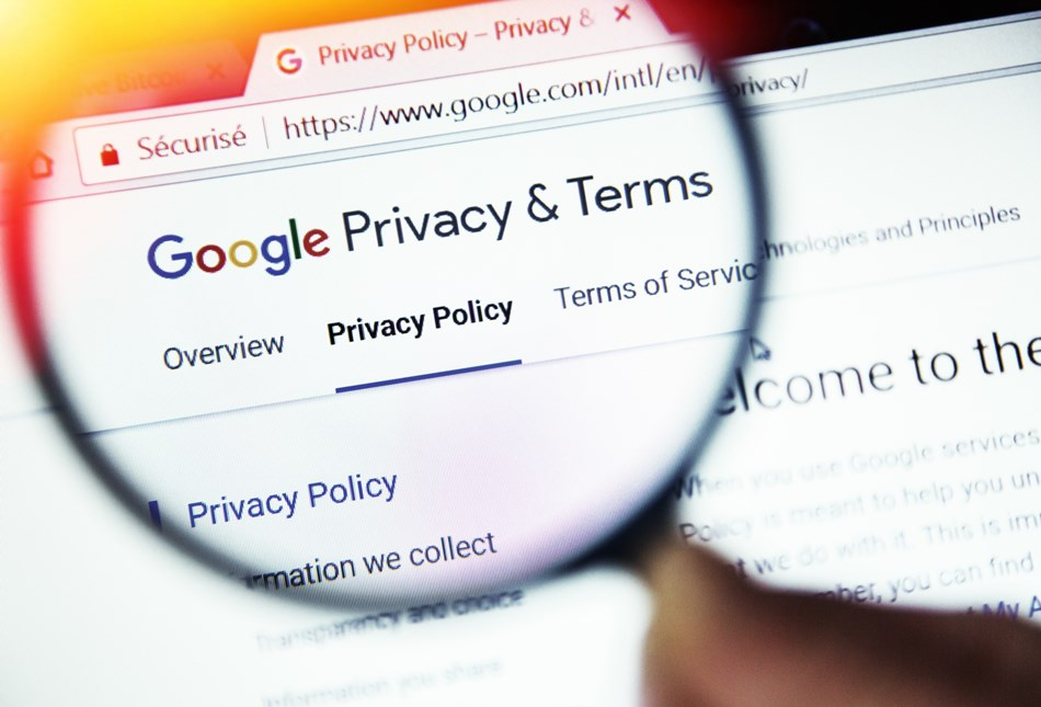Google, Privacy