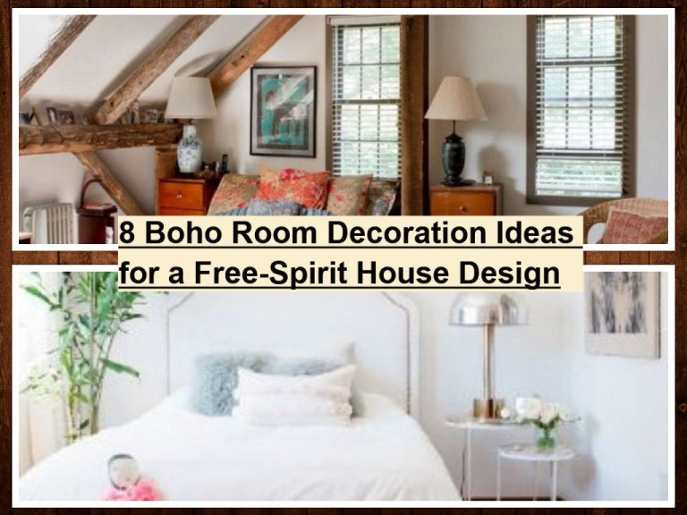 8 Boho Room Decoration Ideas For A Free Spirit House Design