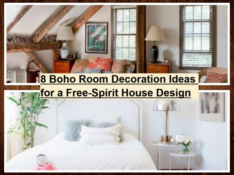 8 Boho Room Decoration Ideas For A Free Spirit House Design