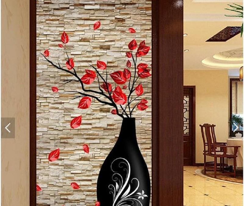 9 Eco-Friendly 3D Sticker Ideas For Interior Walls