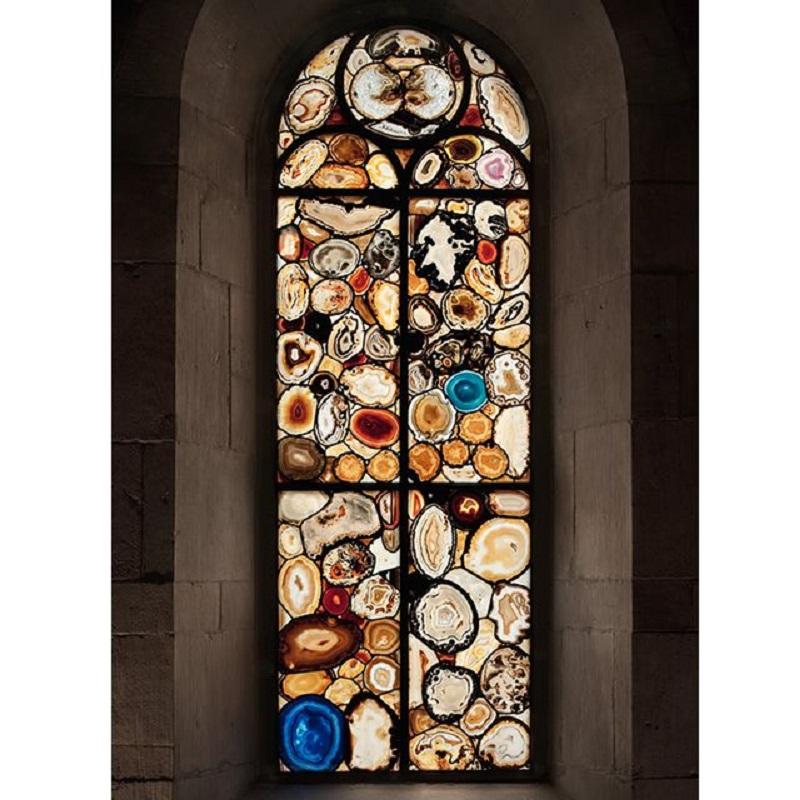 Artsy Agate Windows