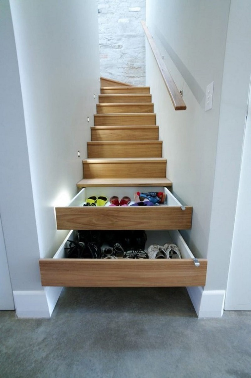 Extended Shoe Space