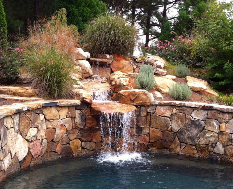 Stone Wall Pond