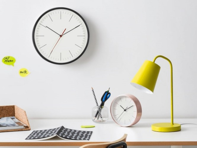 Wall Clock Accents