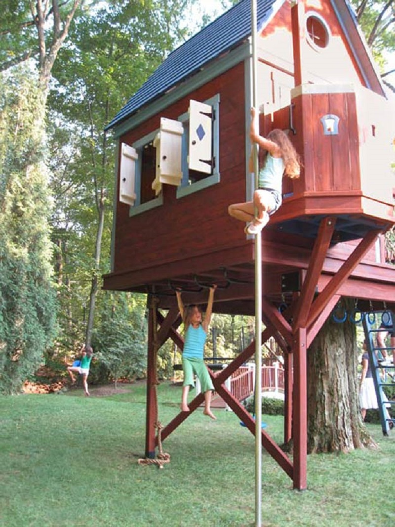 Bluebird Treehouse