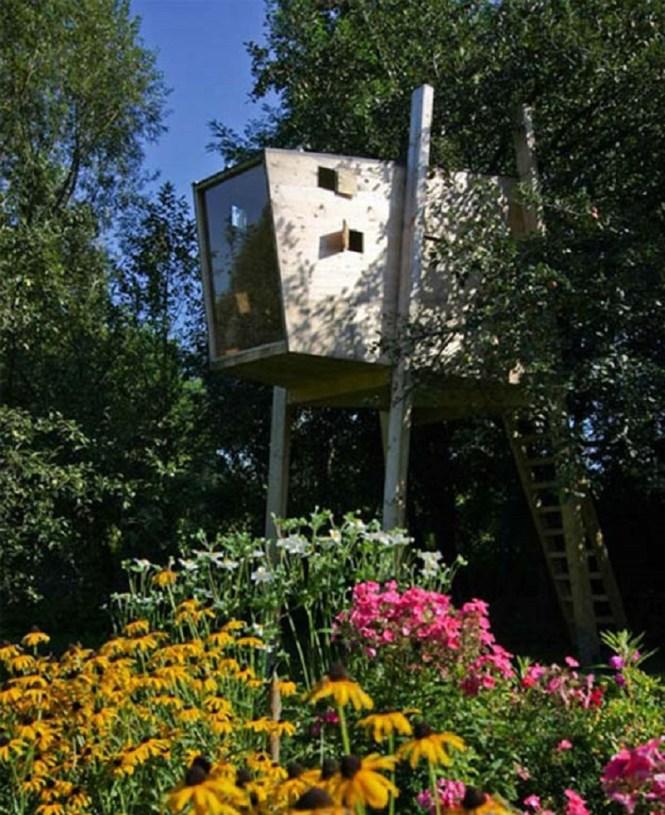 Box Treehouse