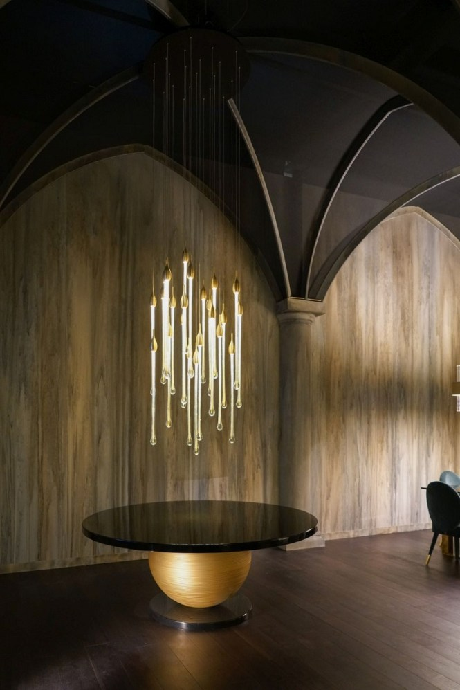 Allure Chandelier From Paolo Castelli