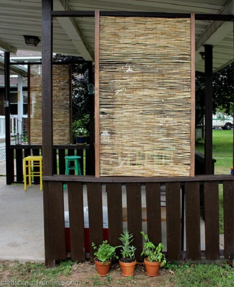 Bamboo Screens For Privacy