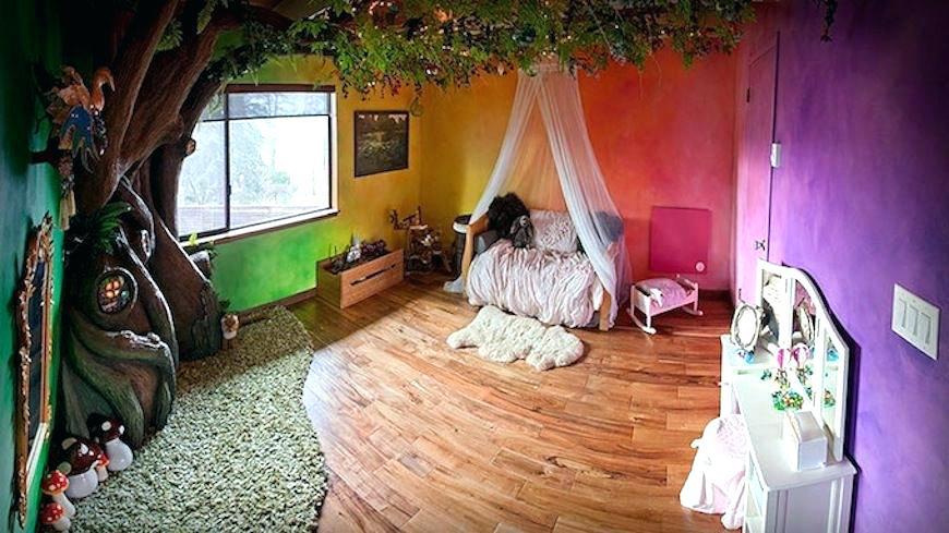 Dwarfs Bedroom Look Like