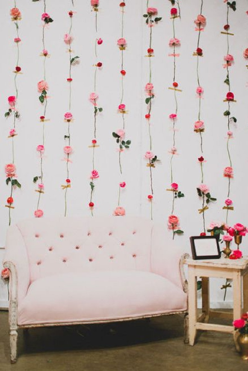 Flower Wall Hanging