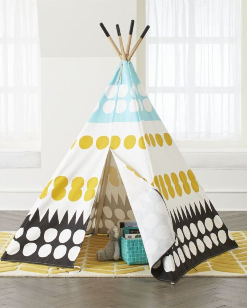 Multi Dot Teepee