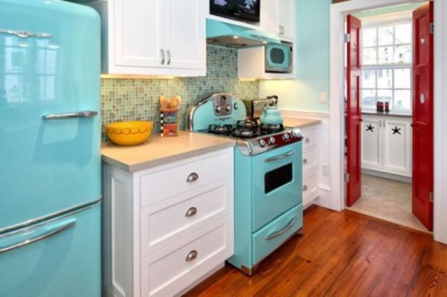Retro Inspired Appliances
