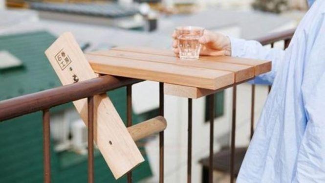Sky Deck Table