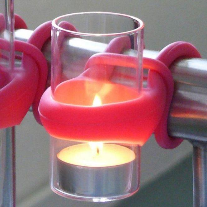 Balcony Tealight