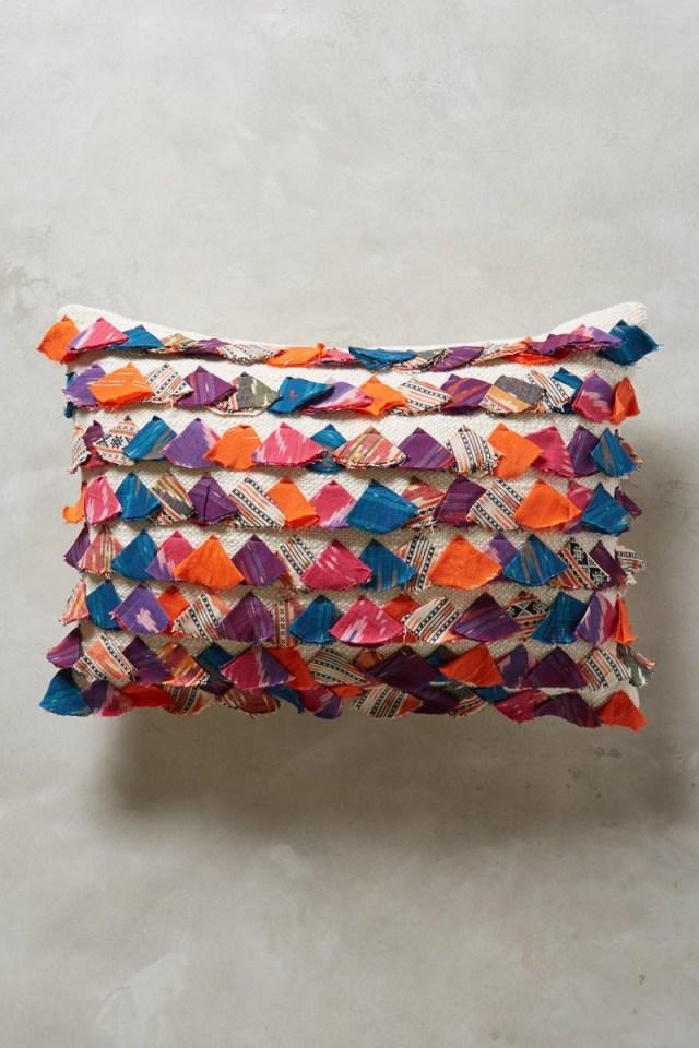 Tasseled Pillow