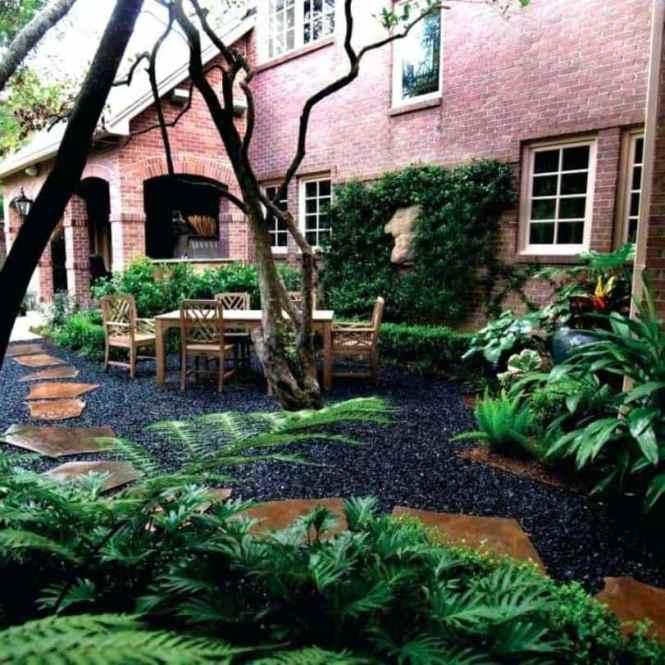 Black Pebble For Garden