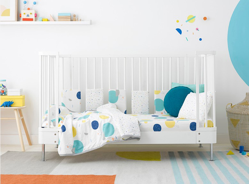 Colorful Nursery Room