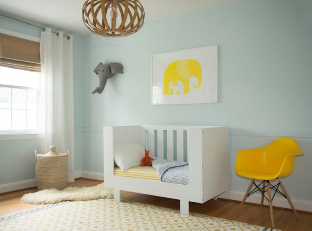 Elephant Nursery Design