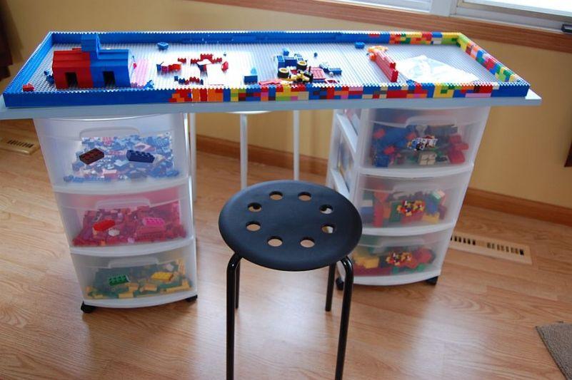Storage From Lego Box