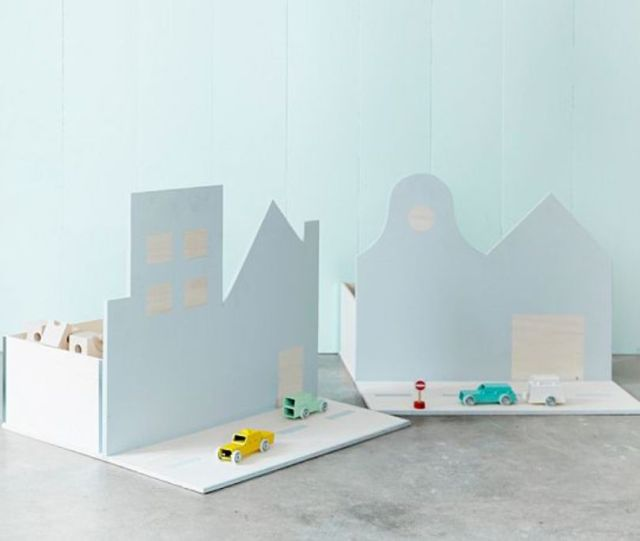 Toy And Storage