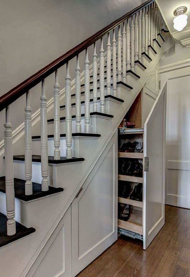 Turn The Space Under The Stairs