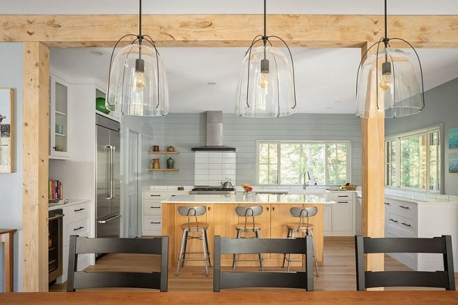 Wood Adds Warmth And Elegance